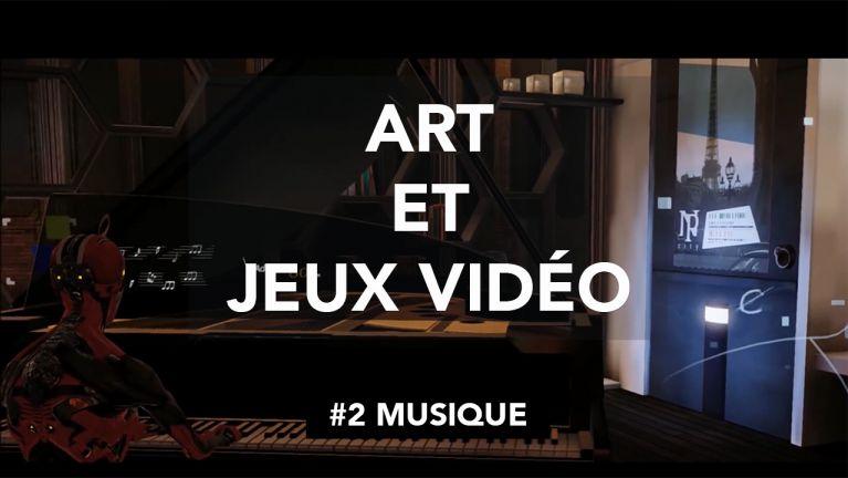Art et jeux vidéo musique