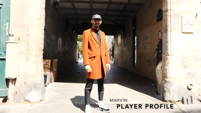 Marvin Player Profile
