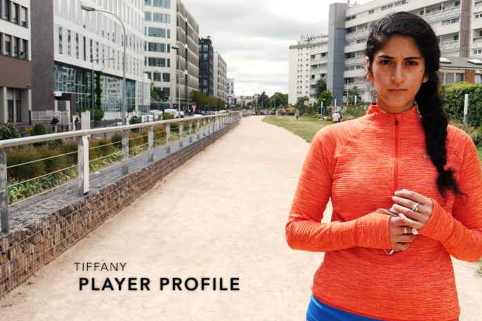 Tiffany_Player Profile