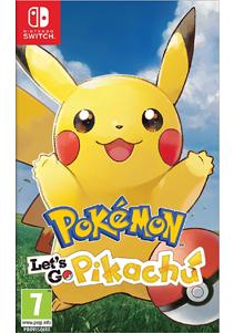 Pokémon : Let's Go, Pikachu !