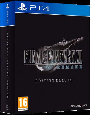 Final Fantasy VII Remake – Edition Deluxe