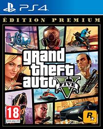Grand Theft Auto V Édition Premium