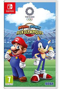 Mario & Sonic aux Jeux Olympiques : Tokyo 2020